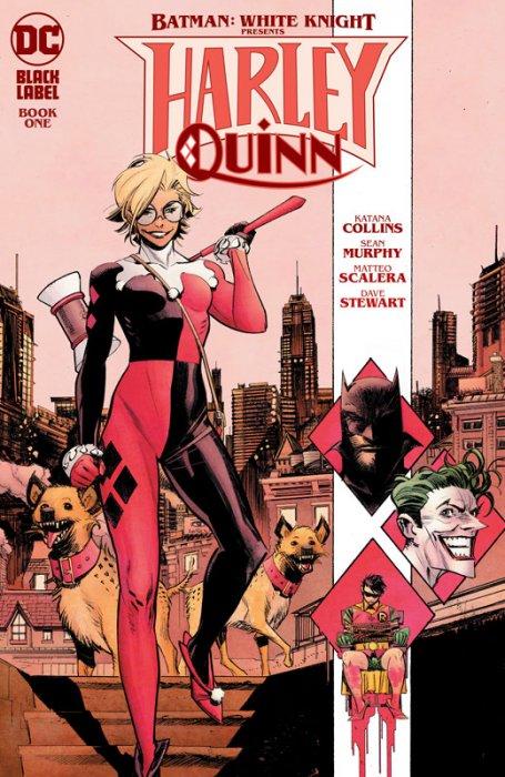 Batman - White Knight Presents Harley Quinn #1