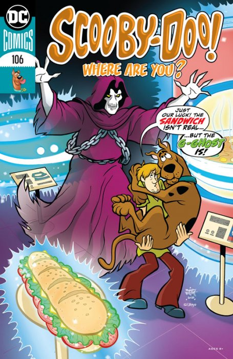 Scooby-Doo - Where Are You #106