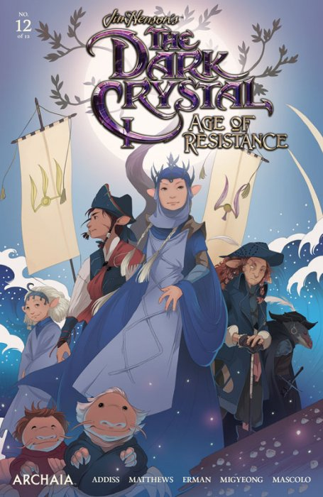 Jim Henson's The Dark Crystal - Age Of Resistance #12