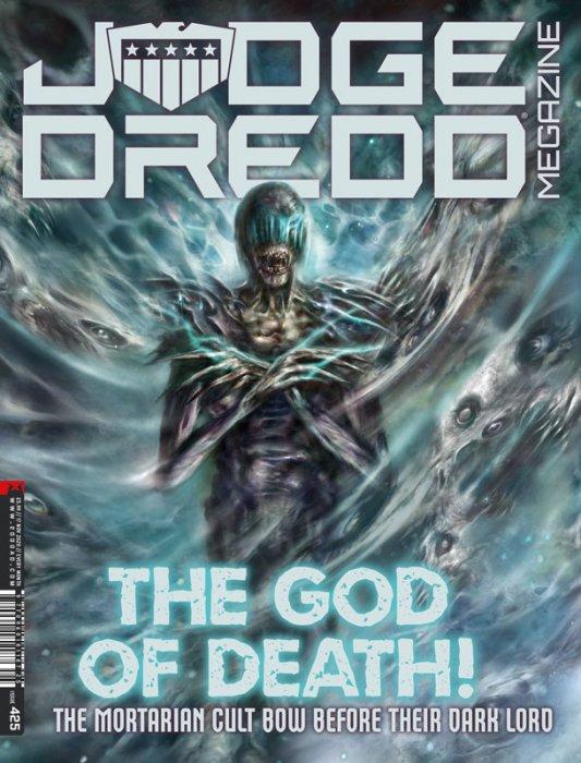 Judge Dredd Megazine #425