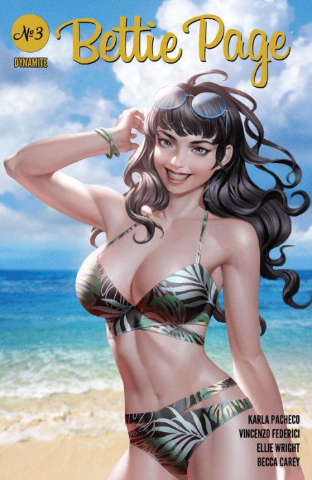 Bettie Page #3