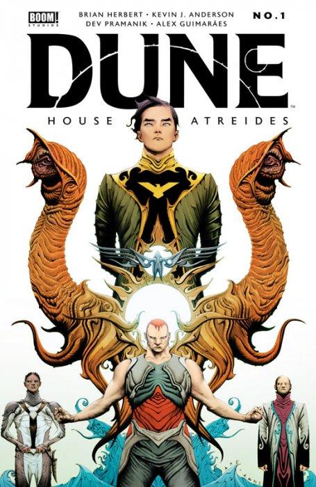 Dune - House Atreides #1