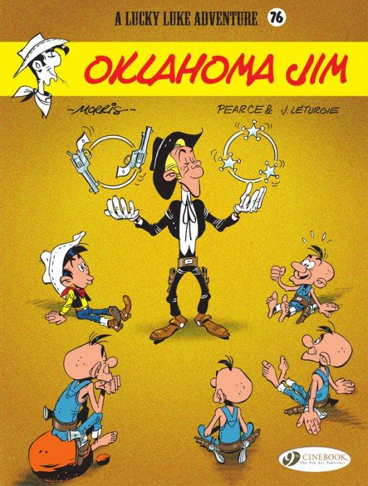 Lucky Luke #76 - Oklahoma Jim