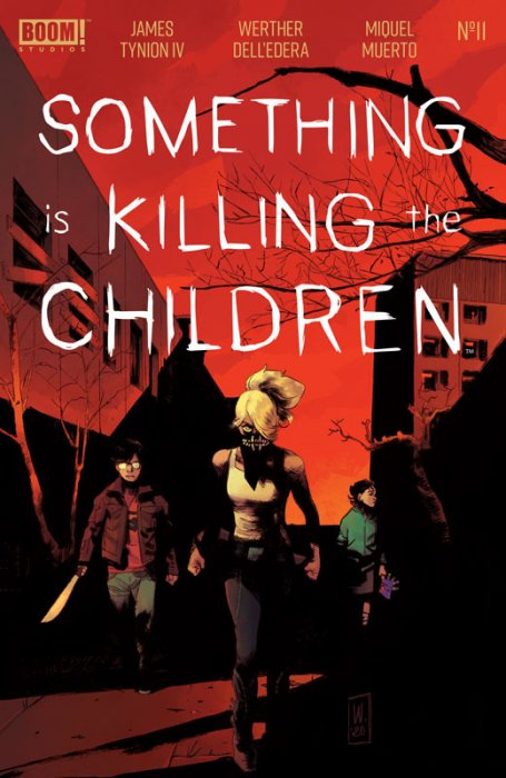 Something is Killing the Children #11