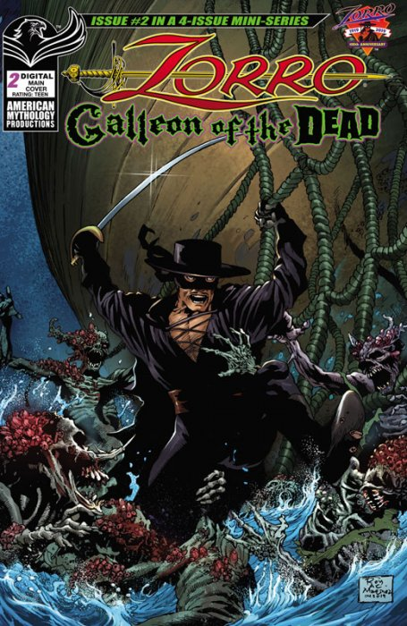 Zorro - Galleon of the Dead #2