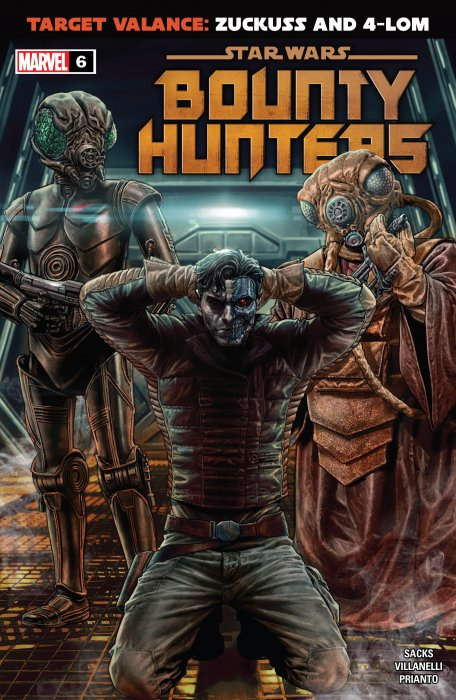 Star Wars - Bounty Hunters #6