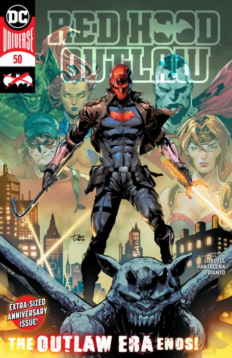 Red Hood - Outlaws #50