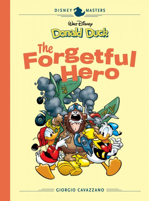Disney Masters Vol.12 - Donald Duck - The Forgetful Hero
