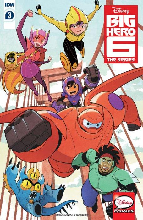 Big Hero 6 - The Series #3
