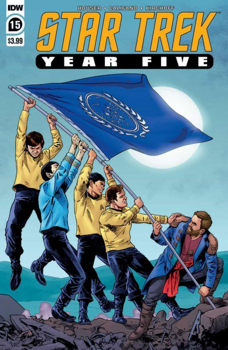 Star Trek - Year Five #15