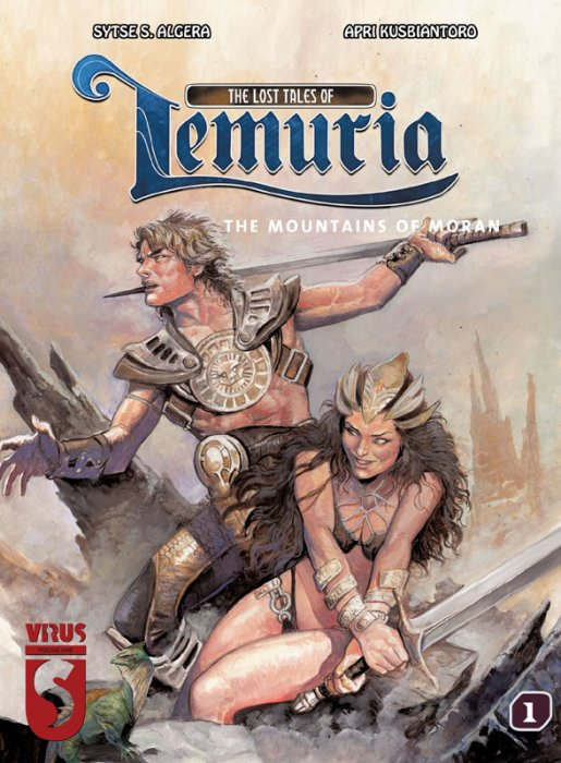 The Lost Tales of Lemuria - The Mountains of Moran #1