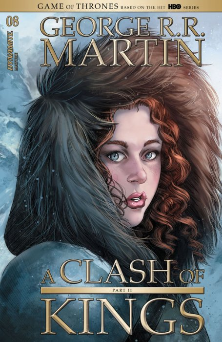 George R.R. Martin's A Clash of Kings #8