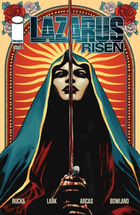 Lazarus - Risen #5
