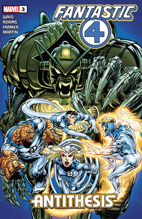 Fantastic Four - Antithesis #3
