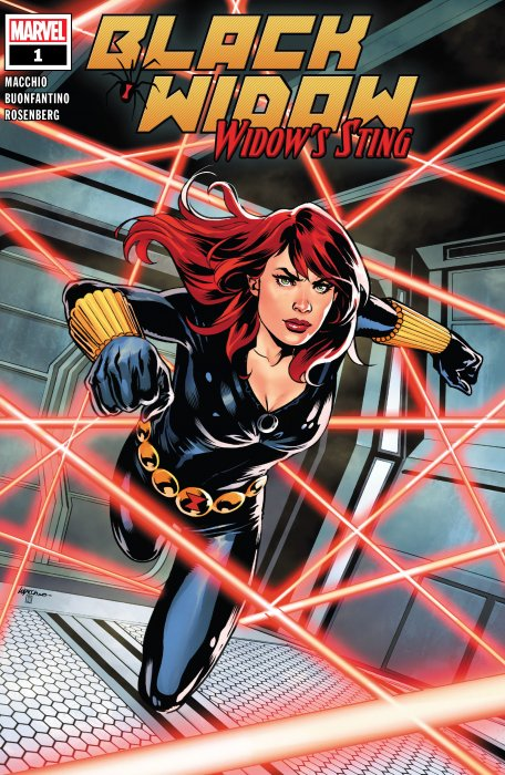Black Widow - Widow's Sting #1