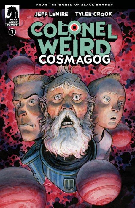 Colonel Weird - Cosmagog #1