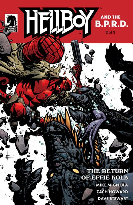 Hellboy and the B.P.R.D. - The Return of Effie Kolb #2