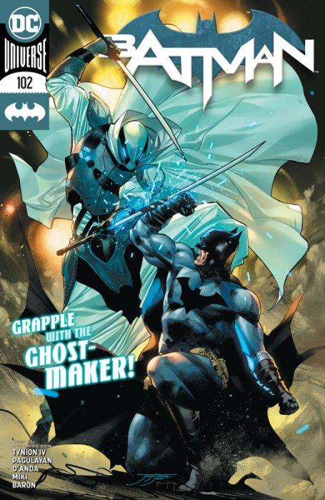 Batman Vol.3 #102