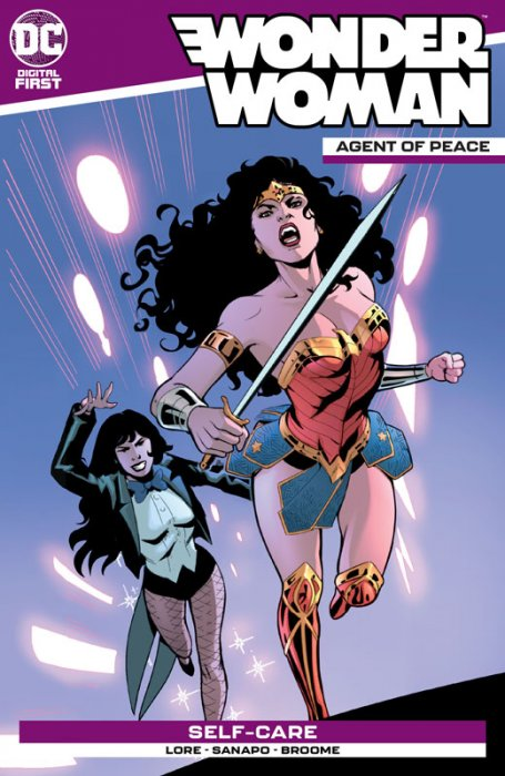 Wonder Woman - Agent of Peace #15