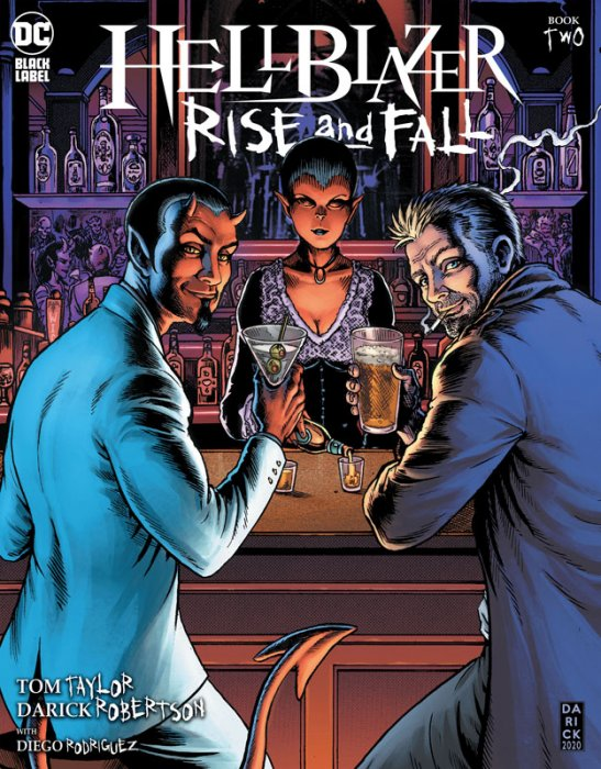 Hellblazer - Rise and Fall #2