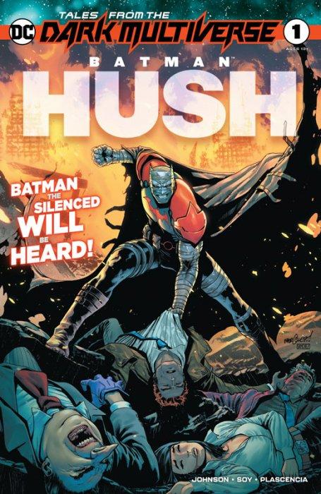 Dark Multiverse - Batman - Hush #1