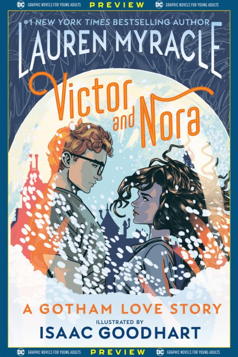 Victor and Nora - A Gotham Love Story #1