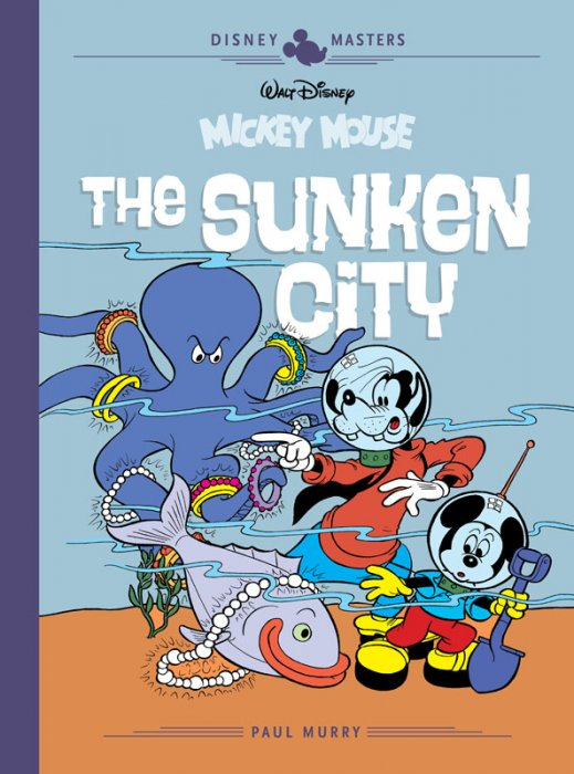 Disney Masters Vol.13 - Mickey Mouse - The Sunken City