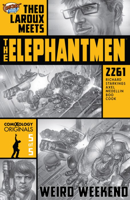 Elephantmen - Theo Laroux Meets the Elephantmen! #5