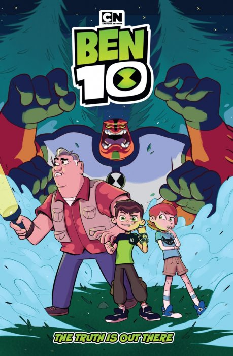 Ben 10 Vol.1 The Truth is Out There
