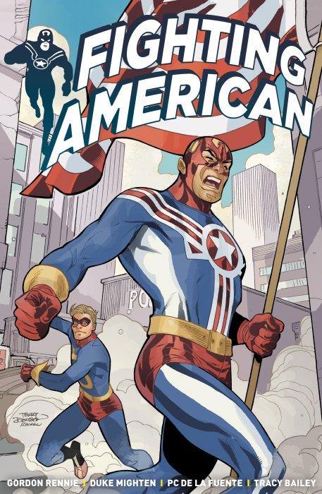 Fighting American Vol.1 Brave New World