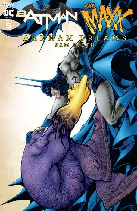 Batman - The Maxx - Arkham Dreams #5