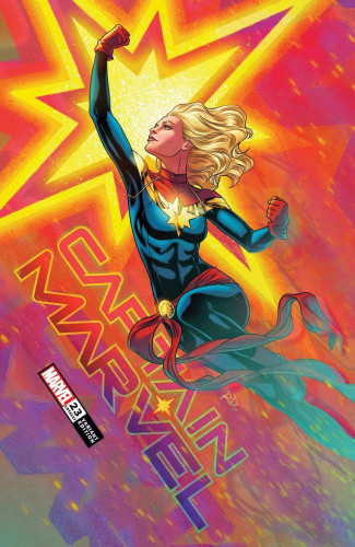 Captain Marvel #23
