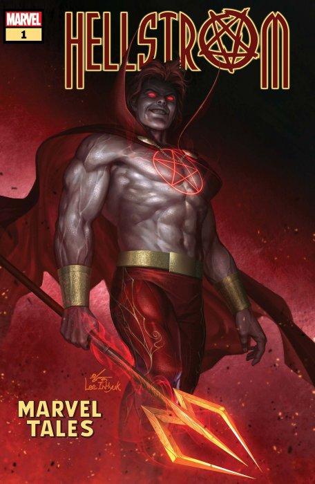Hellstrom - Marvel Tales #1