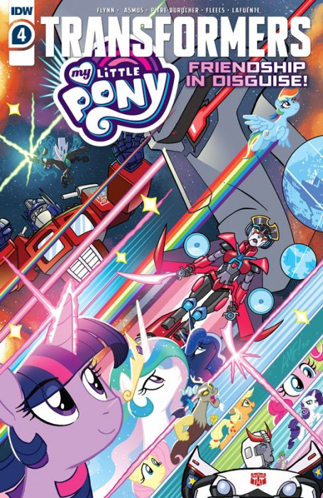 My Little Pony - Transformers #4