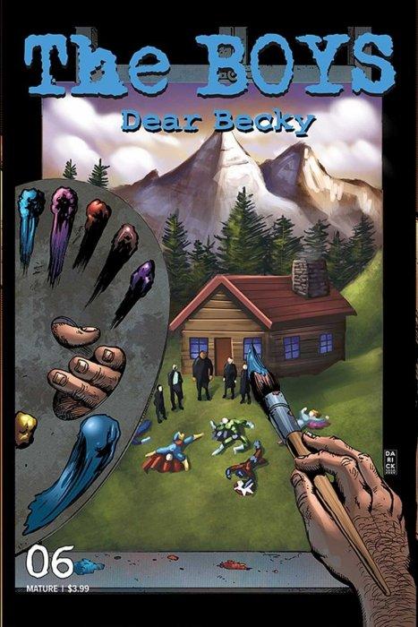 The Boys - Dear Becky #6
