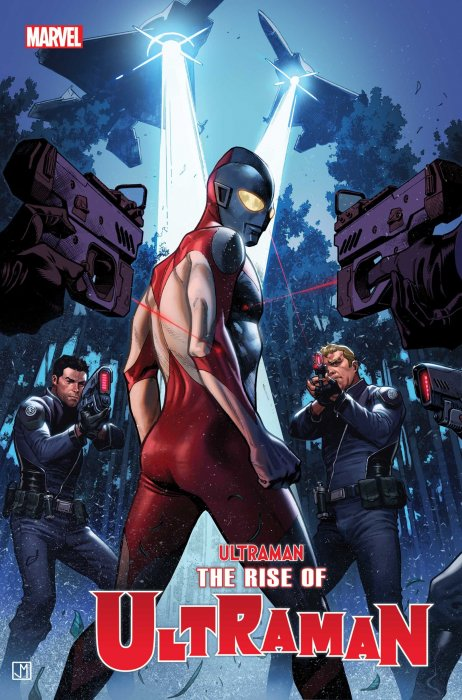 The Rise of Ultraman #3
