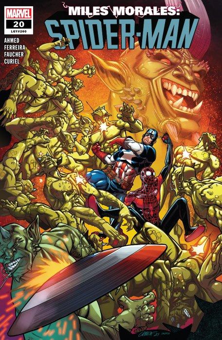 Miles Morales - Spider-Man #20