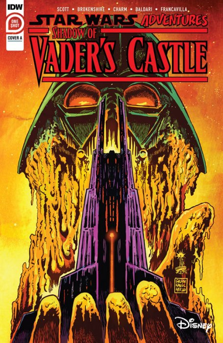 Star Wars Adventures - Shadow of Vader's Castle #1
