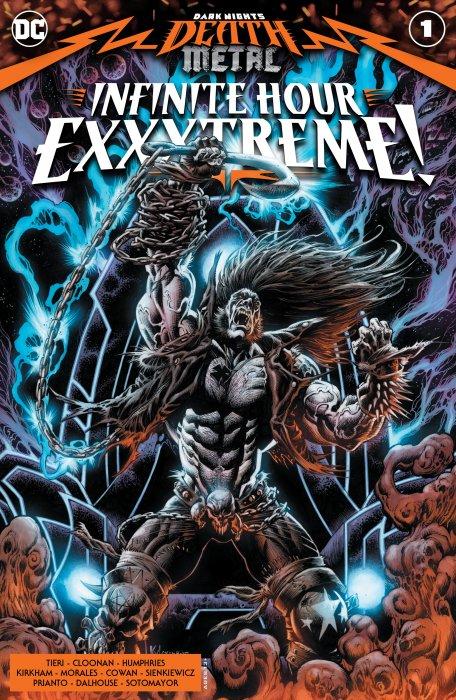 Dark Nights - Death Metal - Infinite Hour Exxxtreme #1