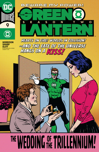 The Green Lantern - Season Two #9
