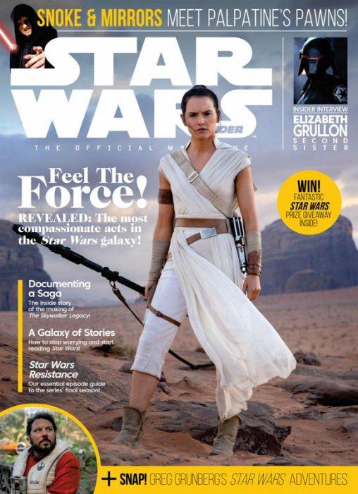 Star Wars Insider #198