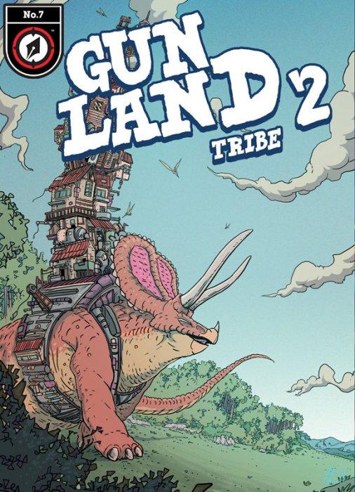 Gunland #7 - Tribe