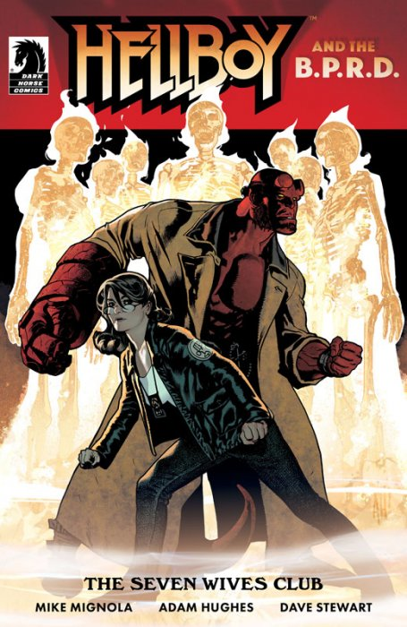 Hellboy and the B.P.R.D. - The Seven Wives Club #1