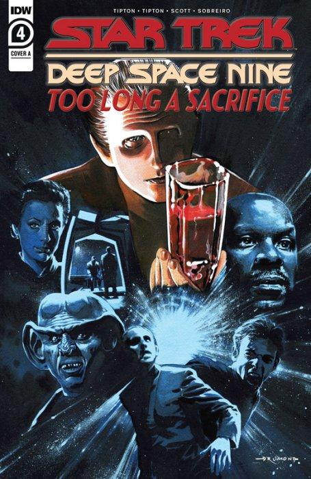 Star Trek - Deep Space Nine - Too Long a Sacrifice #4