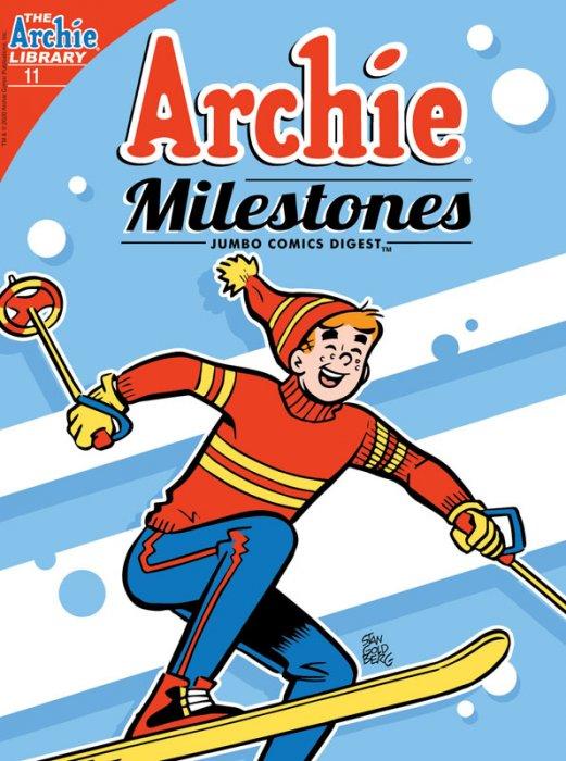 Archie Milestones Comics Digest #11