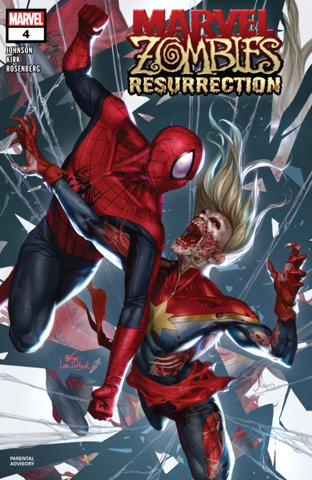 Marvel Zombies - Resurrection #4