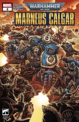 Warhammer 40,000 - Marneus Calgar #2
