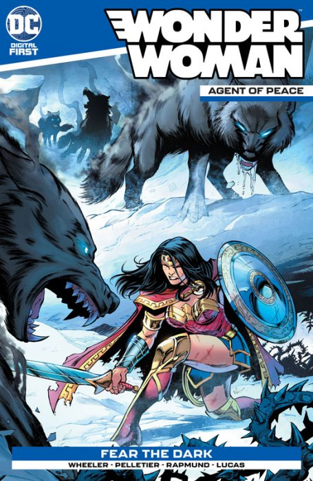 Wonder Woman - Agent of Peace #16