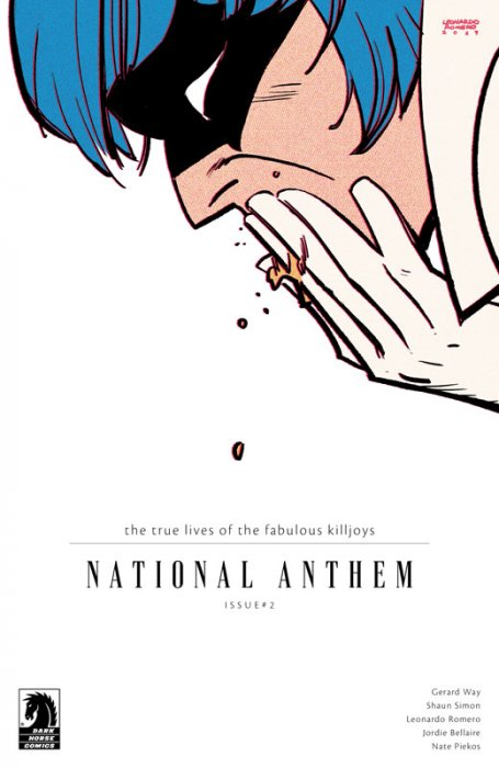 The True Lives of the Fabulous Killjoys - National Anthem #2