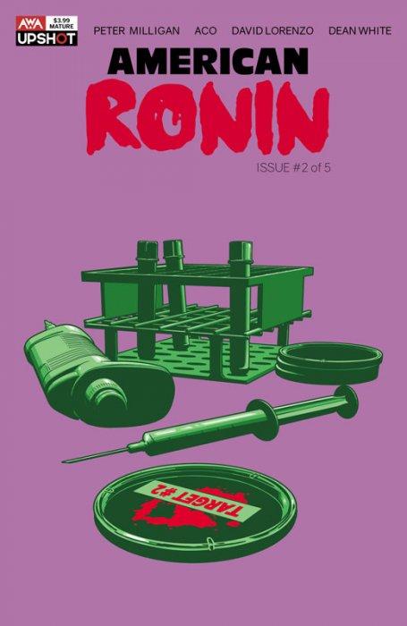 American Ronin #2